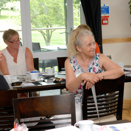 Ladies Networking July 2014