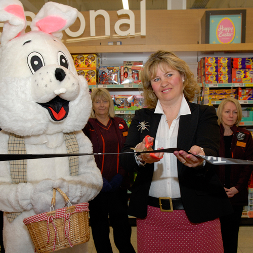 Sainsburys Easter TU Launch 2012