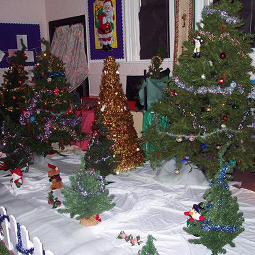 Tadley School Craft Fair 2004