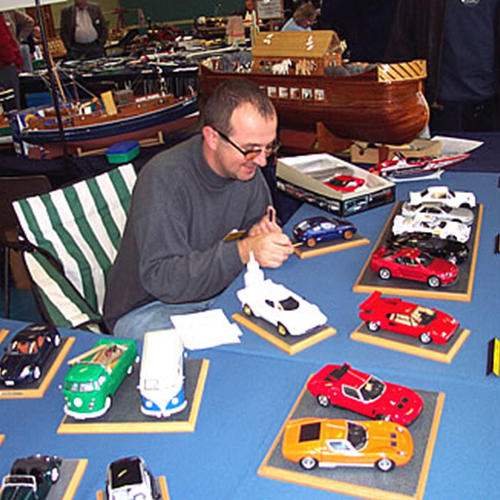 ATC Model & Craft Fair 2002
