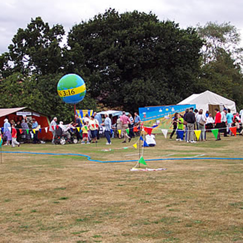 Pamber Heath Fete 2002