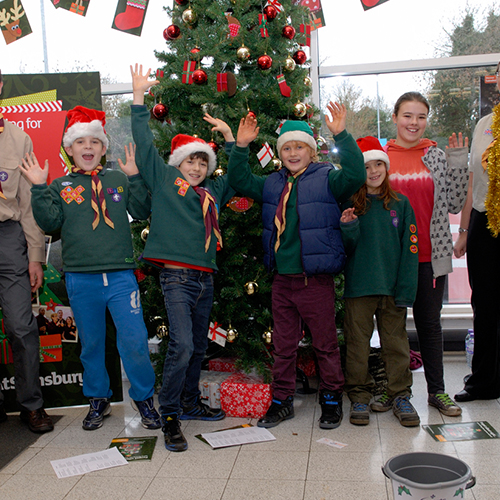 Sainsburys Sing While You Shop 2012