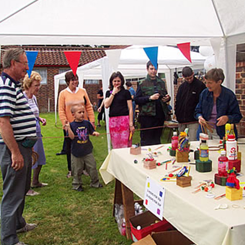 St Pauls Church Fete 2002
