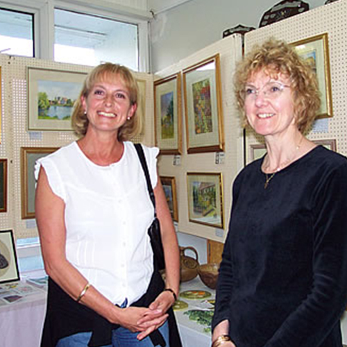 Tadley & Baughurst Art Club Spring Exhibition 2002