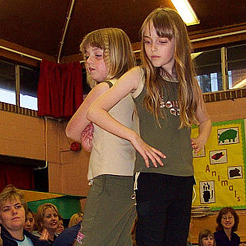 Tadley School Fashion Show 2003