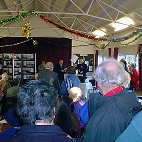 Tads History Book Launch 2002