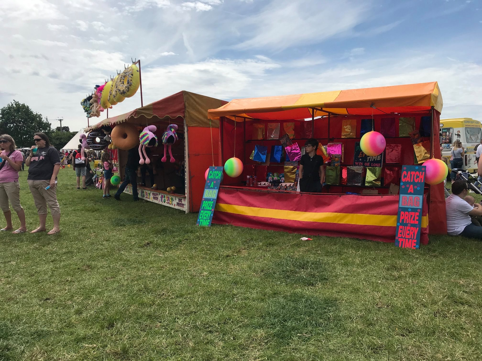 Tadley Treacle Fair June 2019